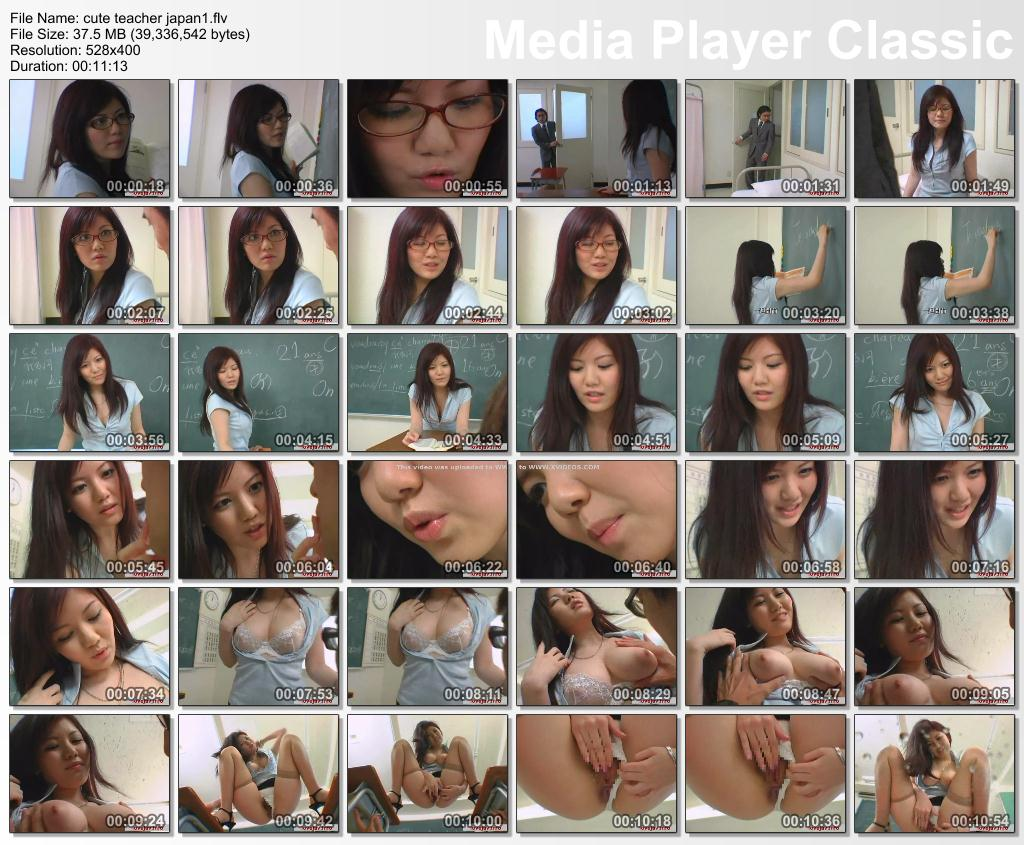 Does teacher hot video jepang